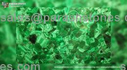 malachite slab & surface collection