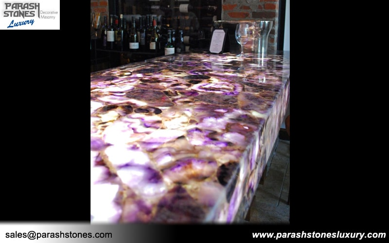 Amethyst Tiles Amp Slabs