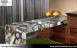 Grey Agate Worktop