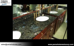 Labradorite Bathroom Vanity Top