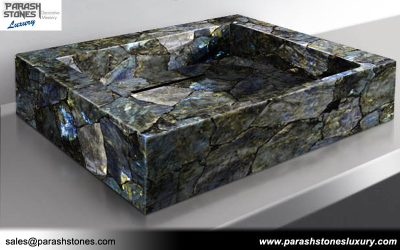 Labradorite Slab Surface Amp Counter Top Manufacturer From