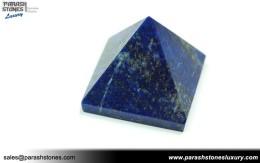 Lapis Lazuli Decorative Pyramid