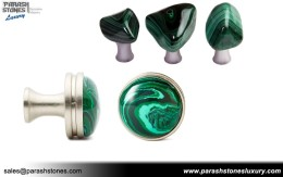 Malachite Knobs