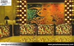 Mix Multicolor Agate Countertop