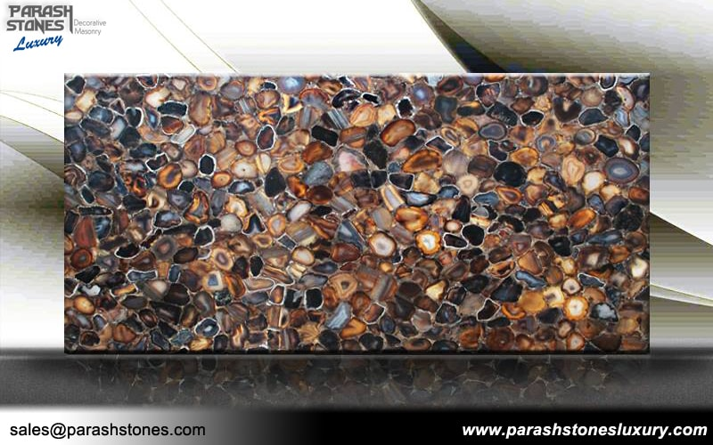 Mix Multicolor Agate Tiles Amp Slabs
