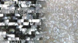 mother of pearl mosaic tiles & slab collection