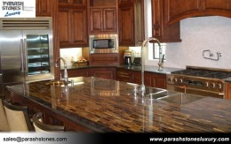 Tiger Eye Countertop