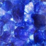 Picture of blue quartz surface, slab & tiles