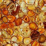 D Orange Agate