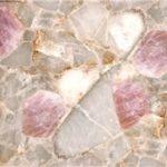 Picture of picasso quartz semi precious gemstone surface, slab & tiles