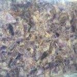 Amethyst slab & countertop