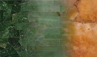 Aventurine slab & surface collection