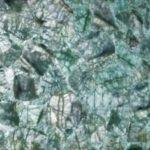 picture of green fluorite slab, tiles & surface