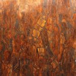 picture of iron tiger eye slab, tiles & surface