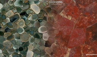 Jasper & surface collection