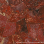 picture of red jasper slab, tiles & surface
