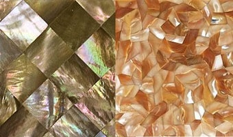 Shell stone slab & surface collection