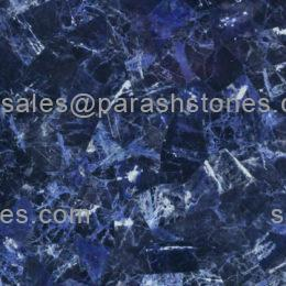 picture of sodalite waterfall blue slab, tiles & surface