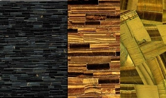 Tiger eye slab & surface collection
