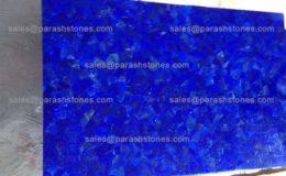 Lapis Lazuli slab Istanbul, Turkey